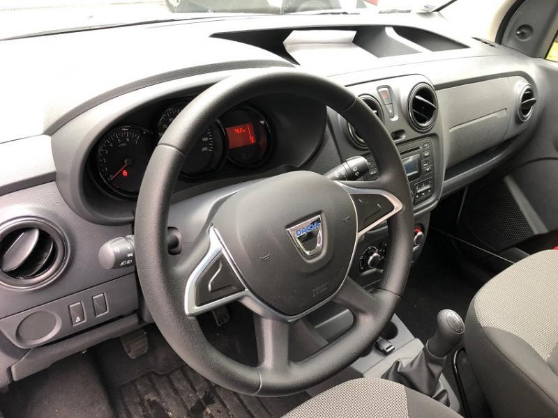 Dacia Dokker décaissé TPMR