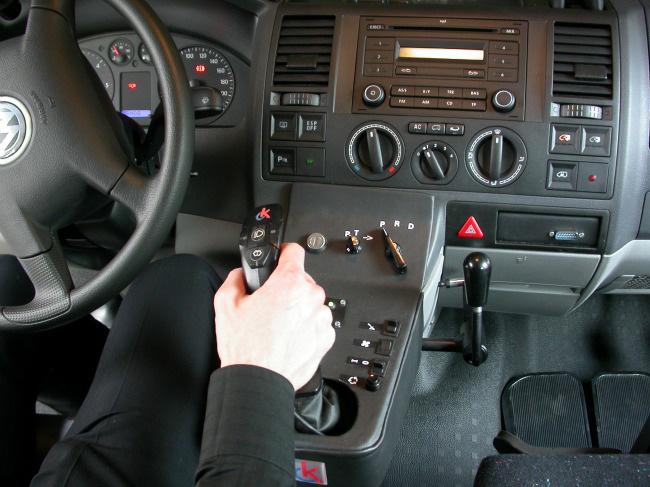 Aménagement pour la conduite sur-mesure